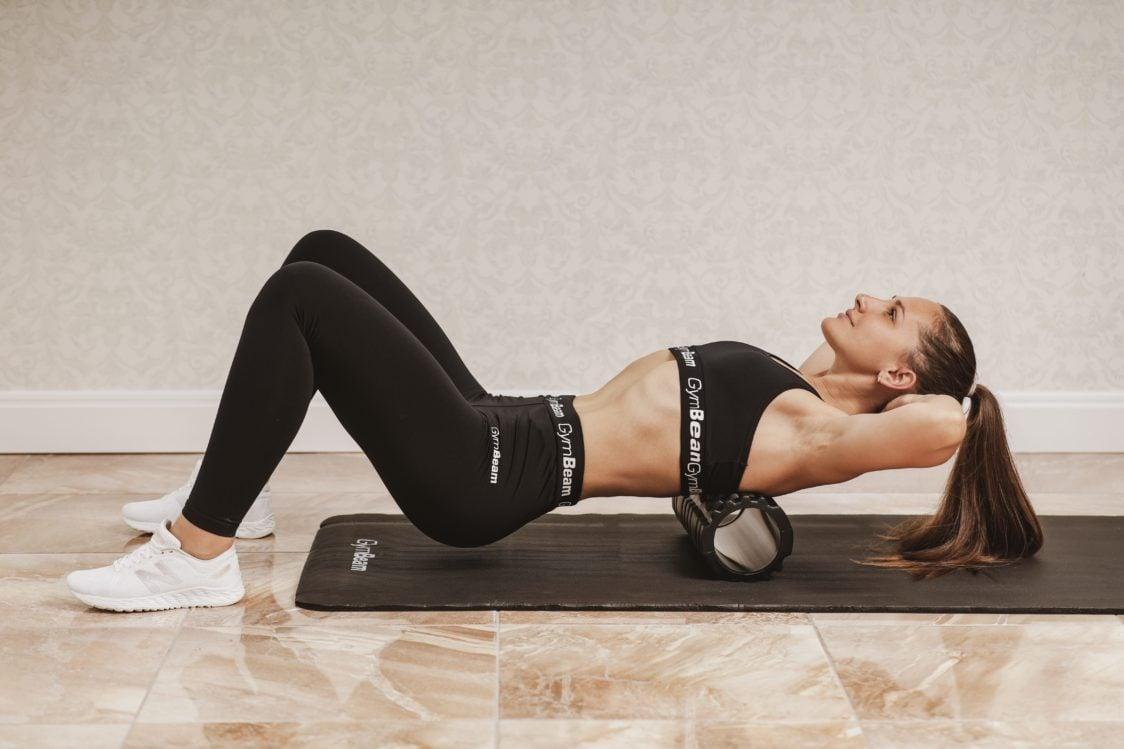 Foam roller pre uvoľnenie svalov