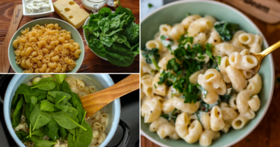 Fitness recipe: Creamy Mac and Cheese in Protein Version