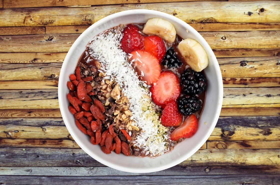 Fruit fiber promotes weight loss