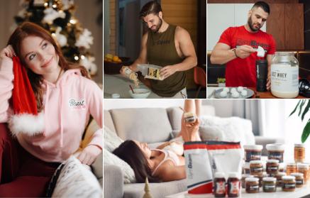 10 tipů, jak se vyhnout přibírání během Vánoc