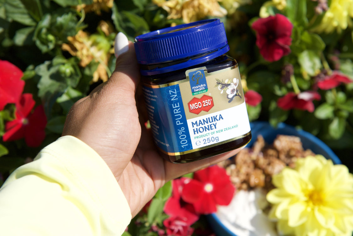 The benefits of using Manuka honey