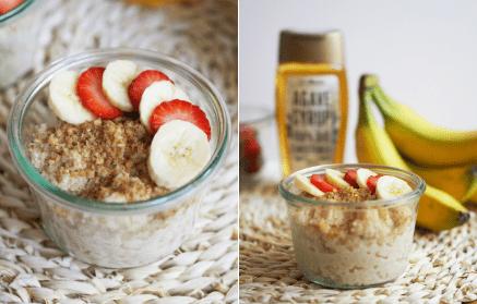 Recept - Sladký dezert z kuskusu s čerstvým ovocím a voňavou škoricou