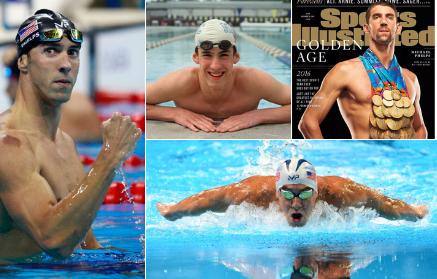 Michael Phelps - Sportovec, který změnil svět plavání. Co stojí za jeho úspěchem?