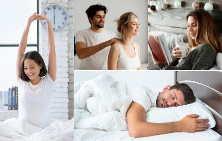 Jak rychle usnout? Zkuste jednoduché tipy pro lepší spánek
