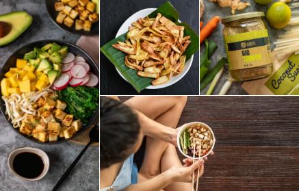 Rostlinné alternativy masa: Které jsou nejlepší, kolik bílkovin obsahují a dokáží maso plně nahradit?
