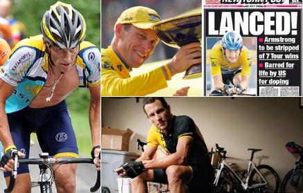 Lance Armstrong: Největší podvodník v historii sportu, nebo cyklistická legenda?