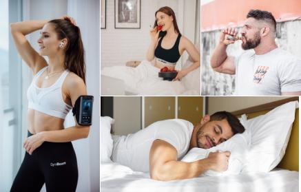 Co se stane s tělem a myslí, když člověk začne cvičit a jíst zdravě?