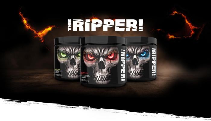 Fat Burner The Ripper 150 g - JNX